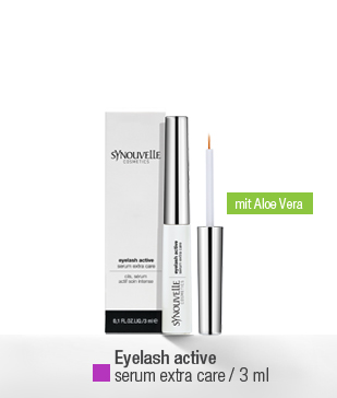 eyelash active serum extra care