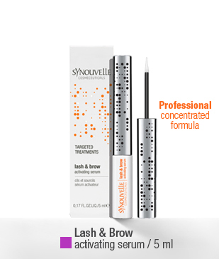 lash & brow activating serum